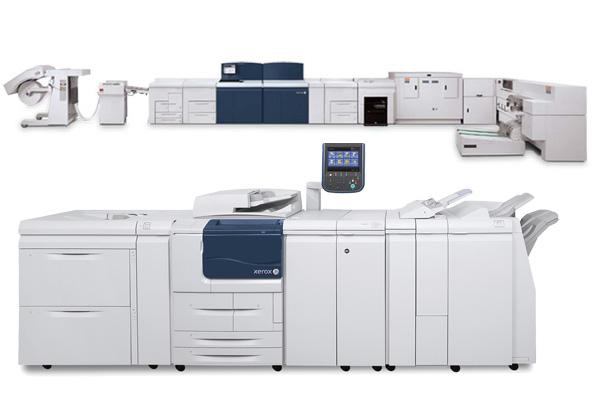 Sistemi di stampa da produzione in Bianco e Nero