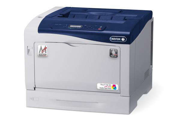 Sistemi di stampa con Toner speciali BiancoDigitale®